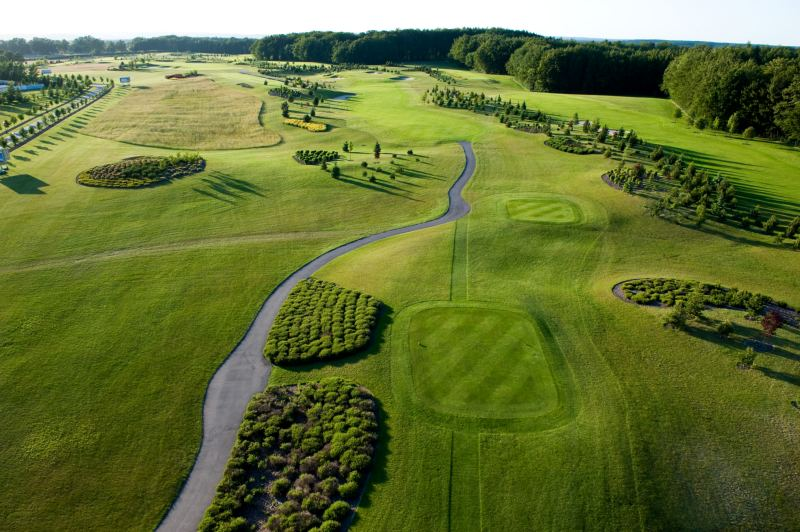 ... Gdynia – Sopot – Gdansk – Elbląg Sierra Golf Club, Wejherowo